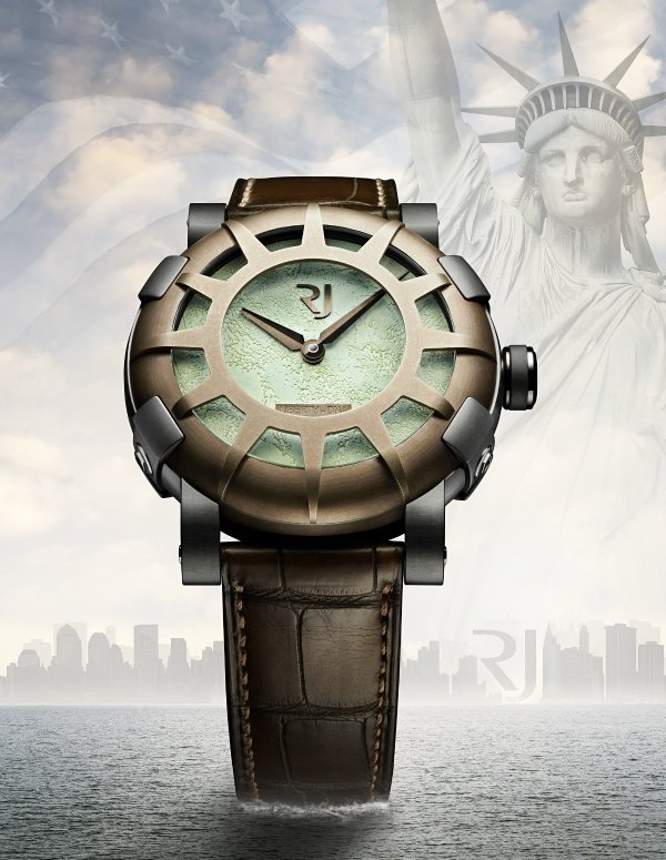 Romain Jerome Liberty DNA Watch