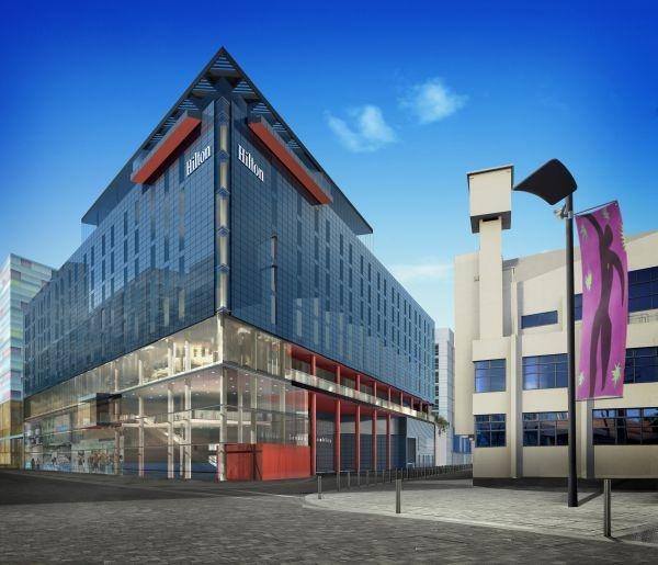 The Hilton London Wembley