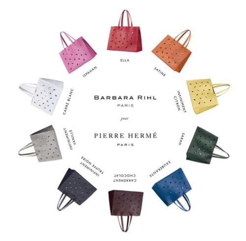 Barbara Rihl handbag Pierre Herme