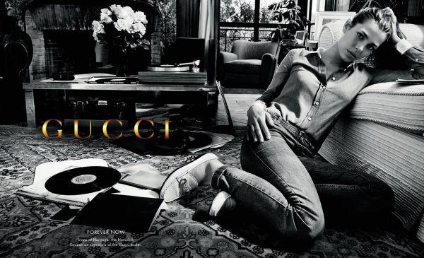 Charlotte Casiraghi second Gucci campaign