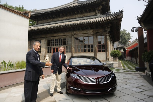 Ford lincoln China
