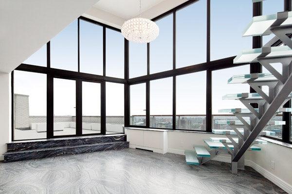 Frank Sinatra duplex apartment