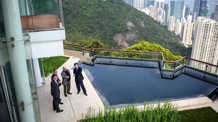 Opus Hong Kong apartment