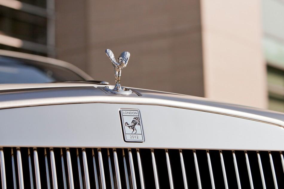 Rolls-Royce London 2012 Olympic badge