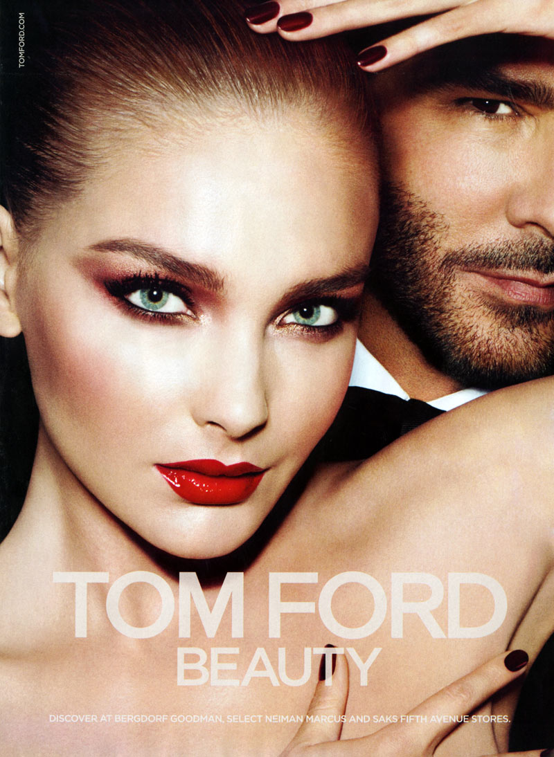 Tom Ford Fall 2012 Beauty Campaign