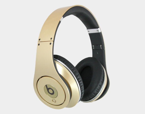 beats by dre gold medal edition