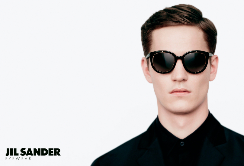 jil sander eyewear fall winter 2012