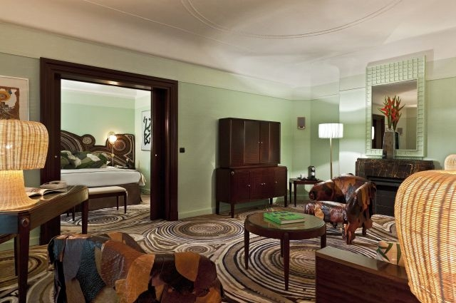 Campana Brothers hotel suite Lutetia