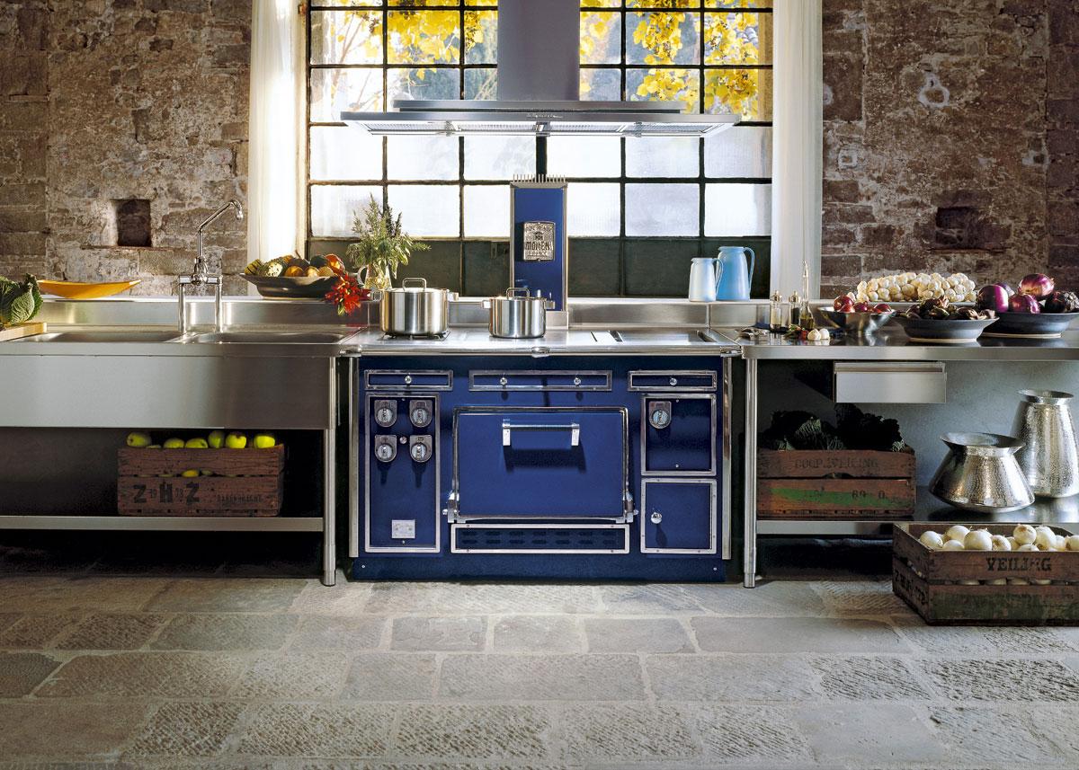 Electrolux Molteni range cooker