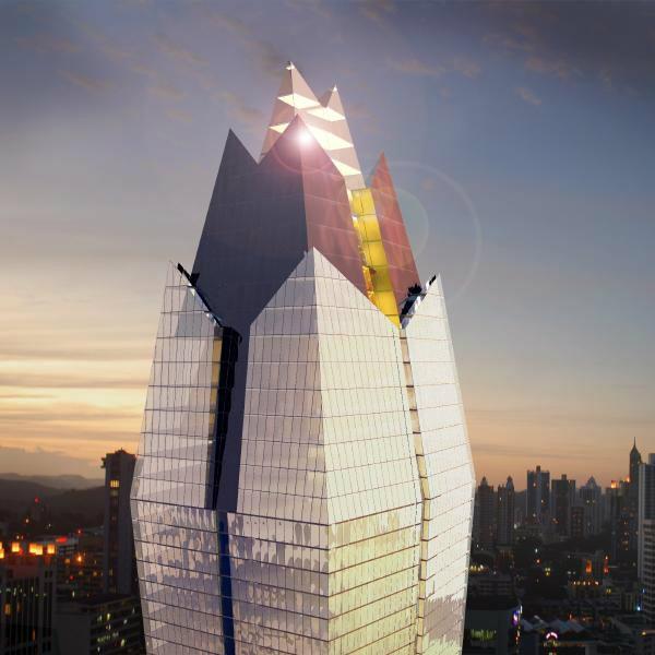 Evolution Tower Panama City