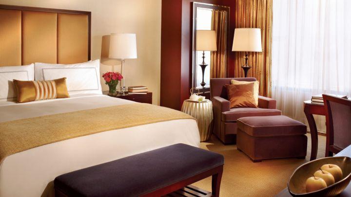 Four Seasons Beijing Room