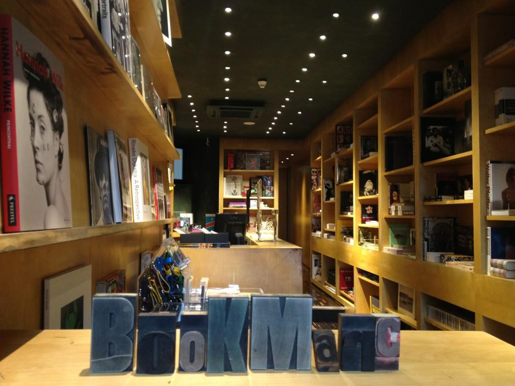 Marc Jacobs bookmarc