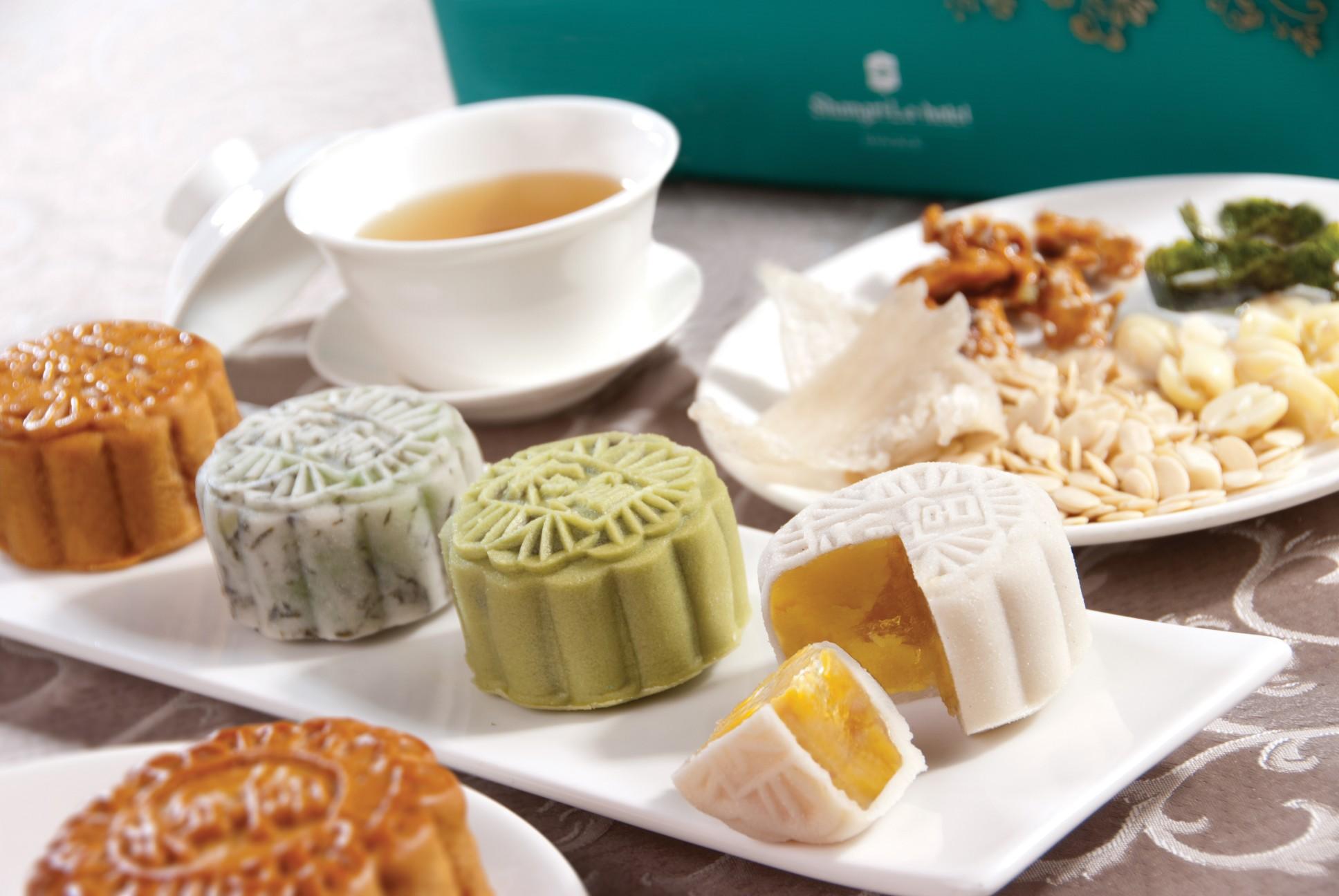 Mooncakes Shangri La Hotel Bangkok 2012
