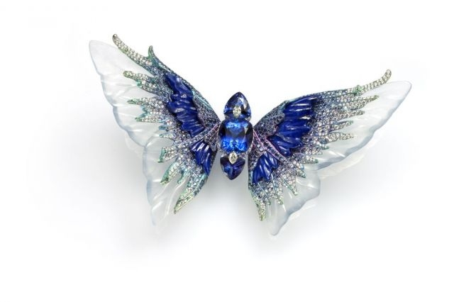 Wallace Chan Whimsical Blue