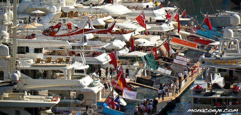 monaco yachtshow