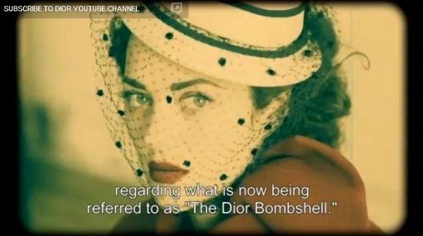 Dior web-documentary Marion Cotillard