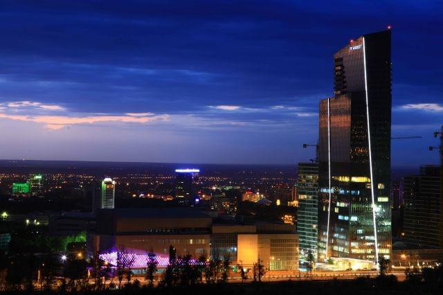 Esentai Shopping Mall Almaty