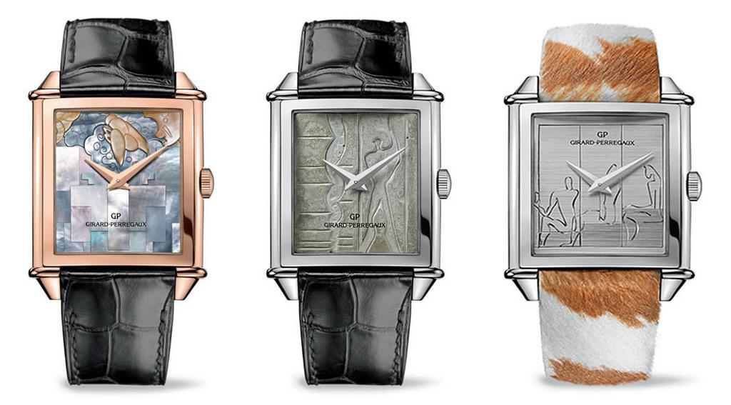 Girard-Perregaux Le Corbusier Watch Trilogy