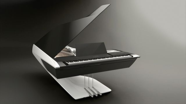 Piano Pleyel Peugeot Design Lab