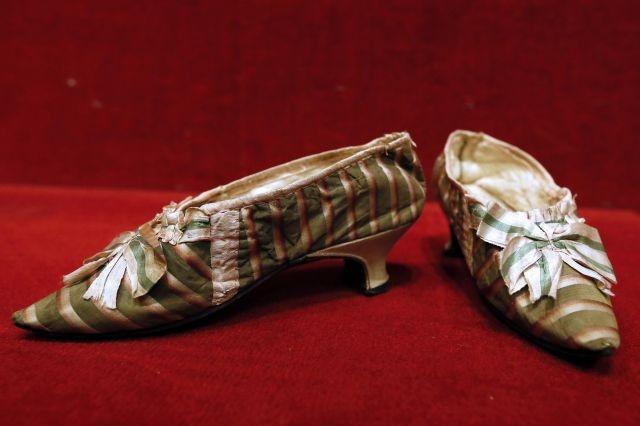 Queen Marie-Antoinette shoes