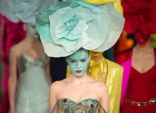 Alexis Mabille Haute-Couture 2012