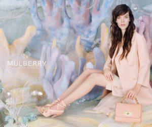 Mulberry Spring Summer 2013 Ad Campaign