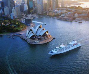 Silversea Cruise Sydney
