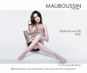 Elsa Zylberstein Mauboussin