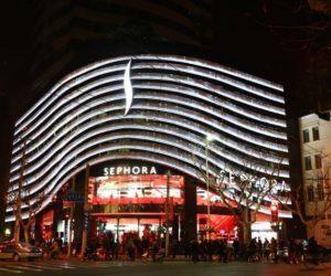Sephora flagship Shanghai