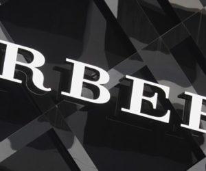 Burberry Store Logo
