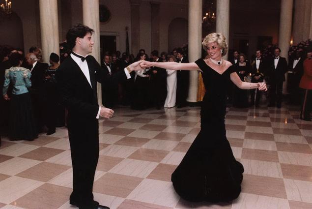 Princess Diana gown