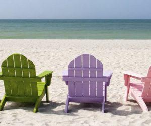 Beach Chairs gay