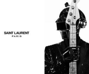 Daft Punk shot by Hedi Slimane