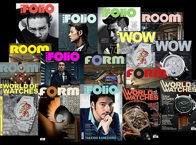 Heart Media Magazines