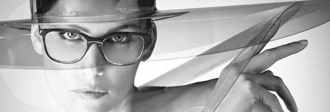 Laetitia Casta Chanel Eyewear