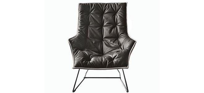 Maserati Lounge Chair