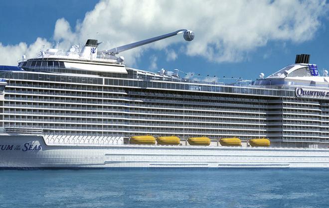 Royal Caribbean Quantum of the Seas