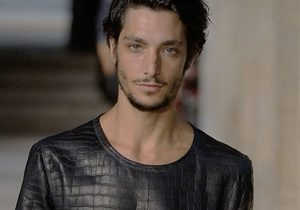 crocodile leather tshirt
