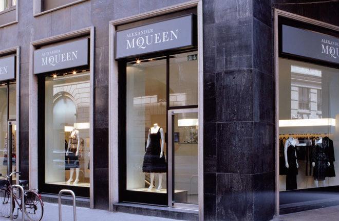 Alexander Mcqueen store
