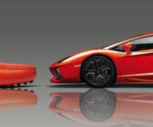 Car Shoe 50th Anniversary Lamborghini