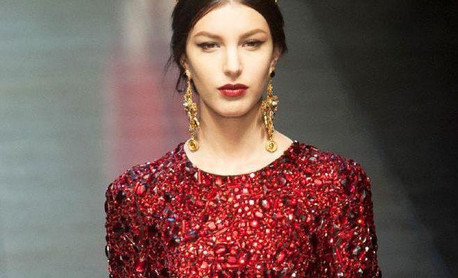 Dolce Gabbana dress 2013