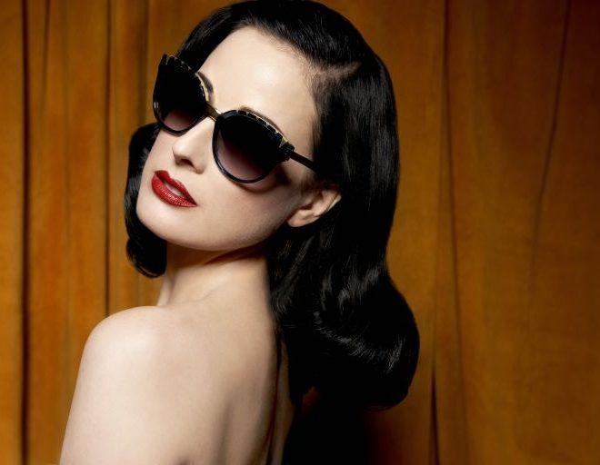 Dita Von Teese for Dita Eyewear