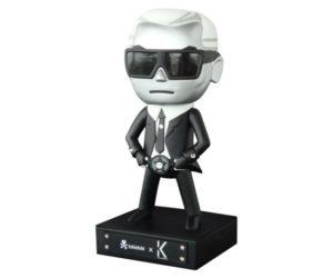 Tokidoki Karl Lagerfeld Toy Figure