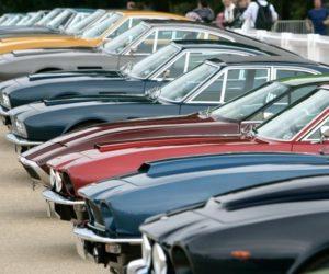 550 Aston Martins