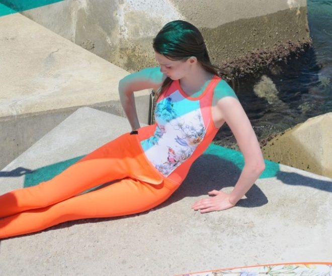 Adidas by Stella McCartney swimwear