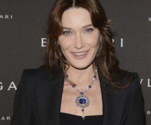 Carla Bruni bulgari necklace