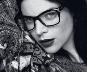 Julia Restoin Roitfeld Givenchy eyewear