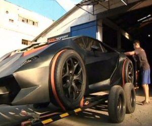 Kyrgyz Lamborghini