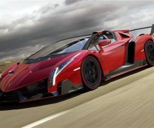 Lamborghini Veneno Roadster pic