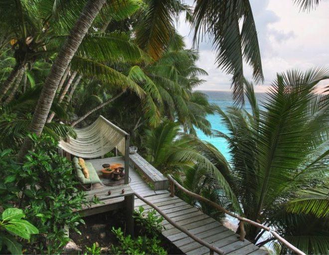 North Island Seychelles spa